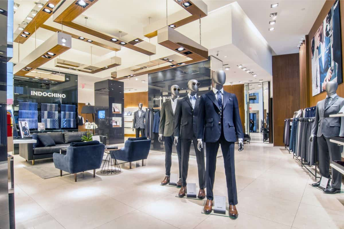 Indochino Financial District Showroom - Photo Credit Lily Wokin 1