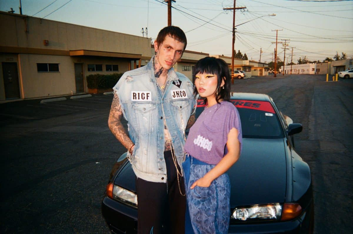 JNCO x Rose In Good Faith