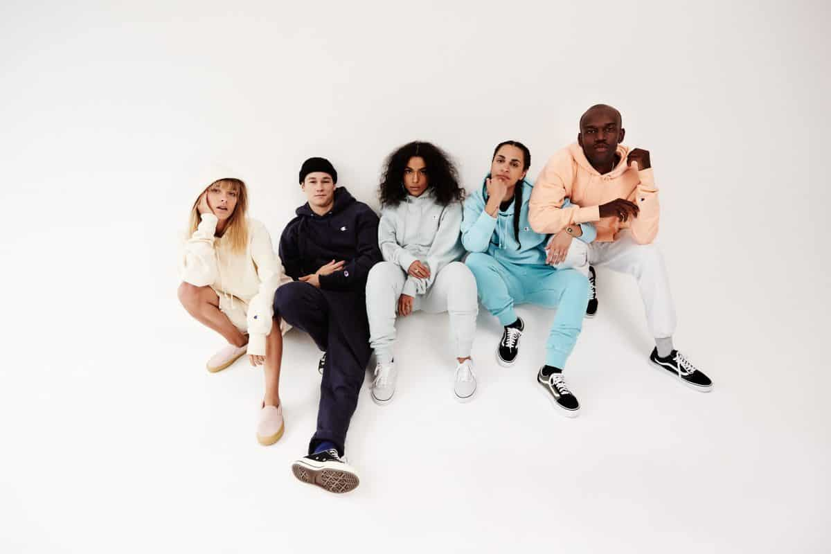 URBAN OUTFITTERS AND CHAMPION RELEASE NEW CAMPAIGN d92f7776f71f
