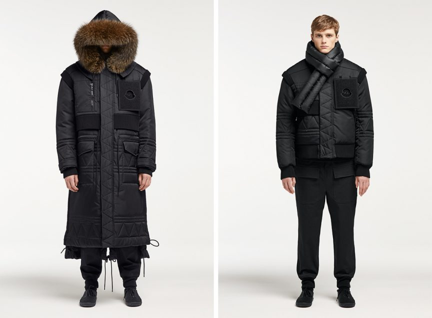 moncler craig green collection
