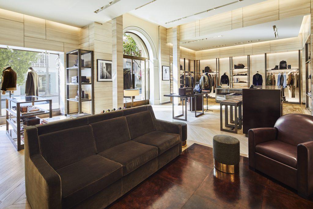 Berluti Opens In Beverly Hills