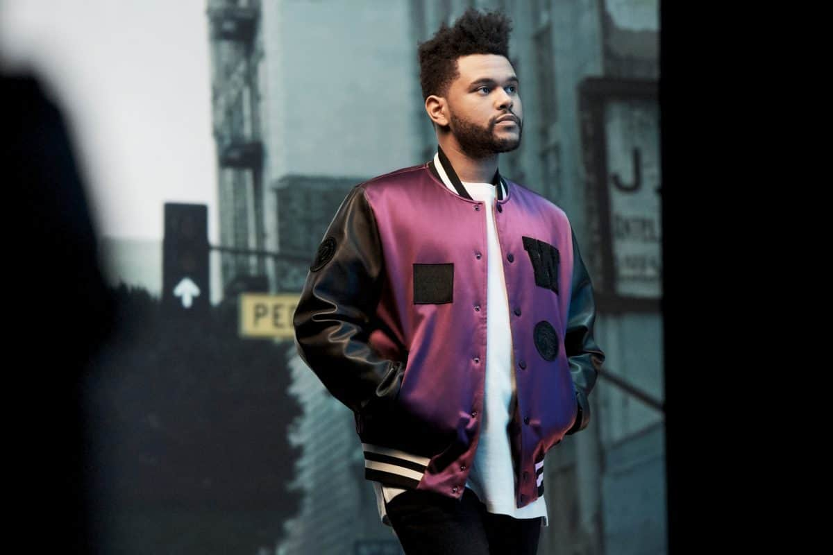 HM The Weeknd