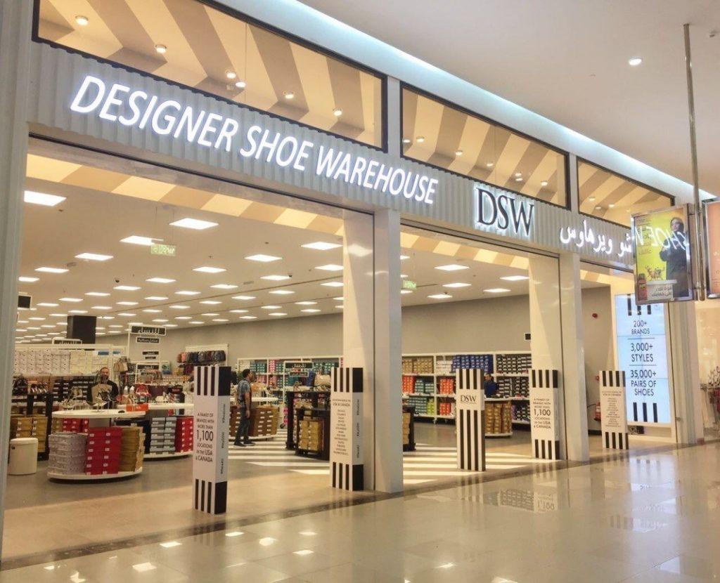 DSW DESIGNER SHOE WAREHOUSE LANDS IN SAUDI ARABIA on brand men's warehouse, appliance parts warehouse, designer shoes for dogs, designer clothes warehouse, designer shoes at zappos, beer warehouse, costco wholesale warehouse, designer fashion warehouse,
