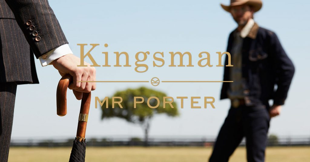 Kingsman MR PORTER