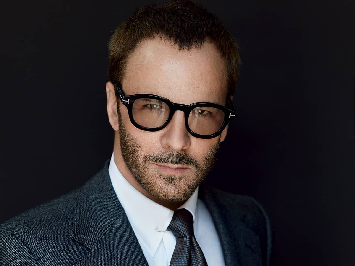 TOM FORD ADDS 3 STYLES TO PRIVATE EYEWEAR COLLECTION