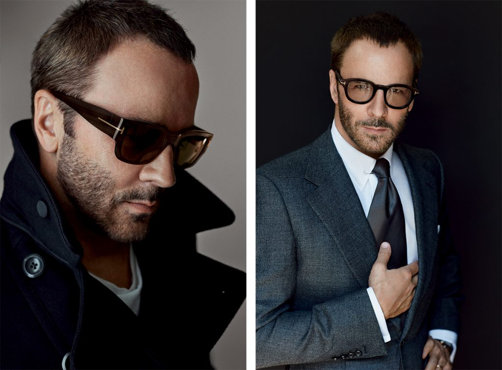 59a942a8604 TOM FORD ADDS 3 STYLES TO PRIVATE EYEWEAR COLLECTION