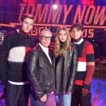 """TOMMY HILFIGER ROCKS OUT AT HIS """"SEE NOW, BUY NOW"""" SHOW IN LONDON"""