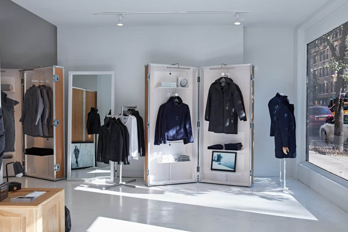 AETHER APPAREL OPENS UPPER EAST SIDE POP-UP SHOP