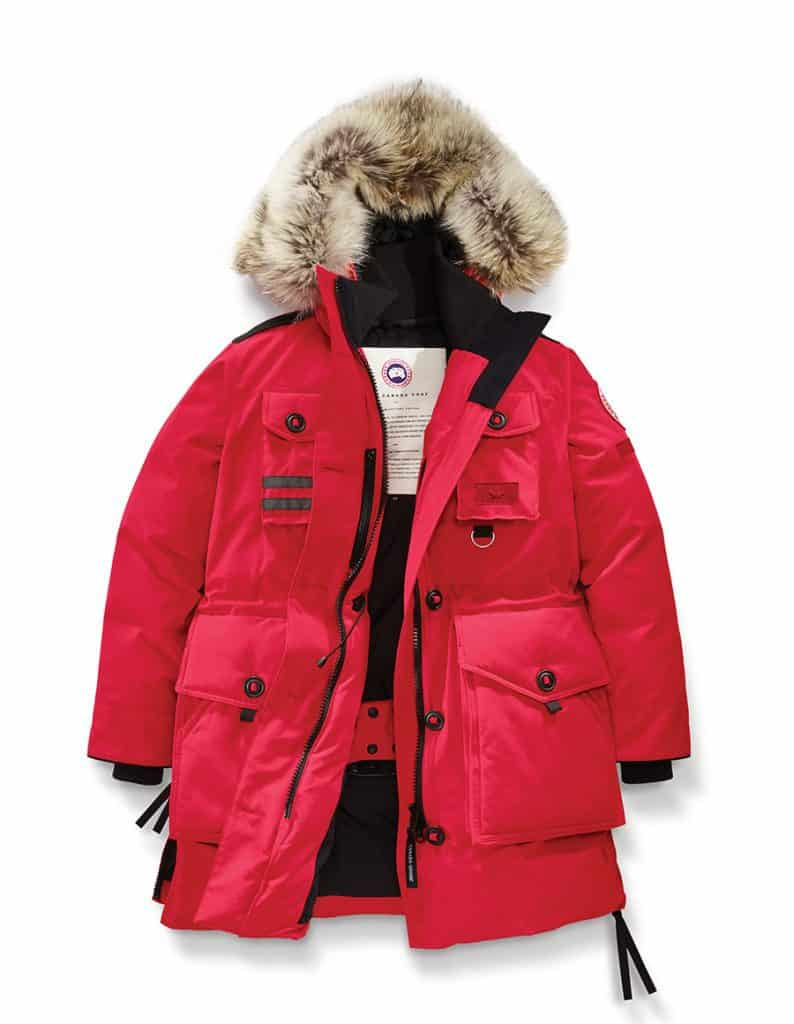 canada goose parka limited edition