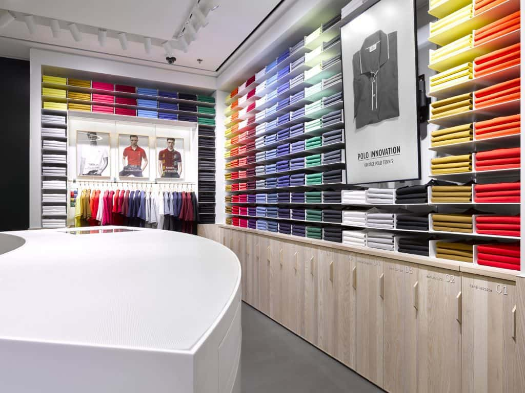 17cad2aad LACOSTE TO OPEN NEW CONCEPT SHOP IN BEVERLY HILLS