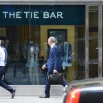 THE TIE BAR MAKES ITS MADISON AVENUE STORE PERMANENT
