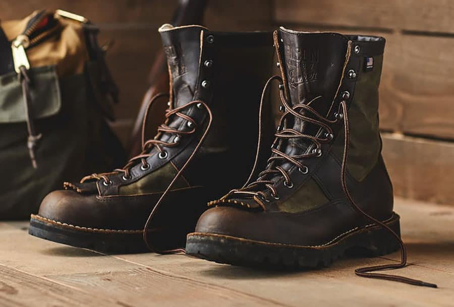 Filson And Danner Team Up On New Boot