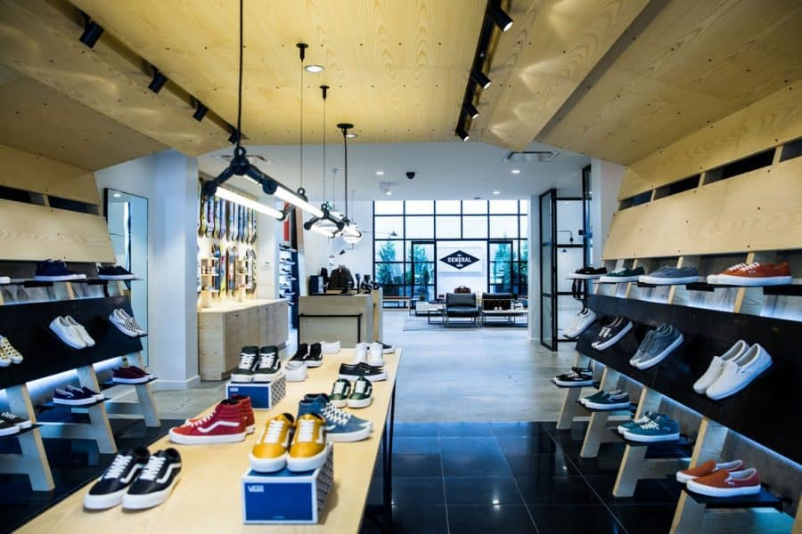 "c937bc90bd VANS BRINGS ITS ""THE GENERAL"" RETAIL CONCEPT TO BROOKLYN"