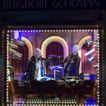 BERGDORF GOODMAN UNVEILS ITS HOLIDAY WINDOWS
