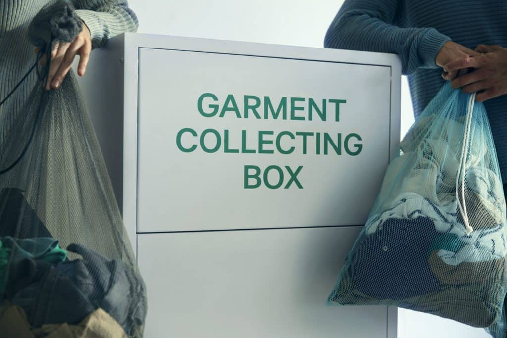 H&M Garment Collecting