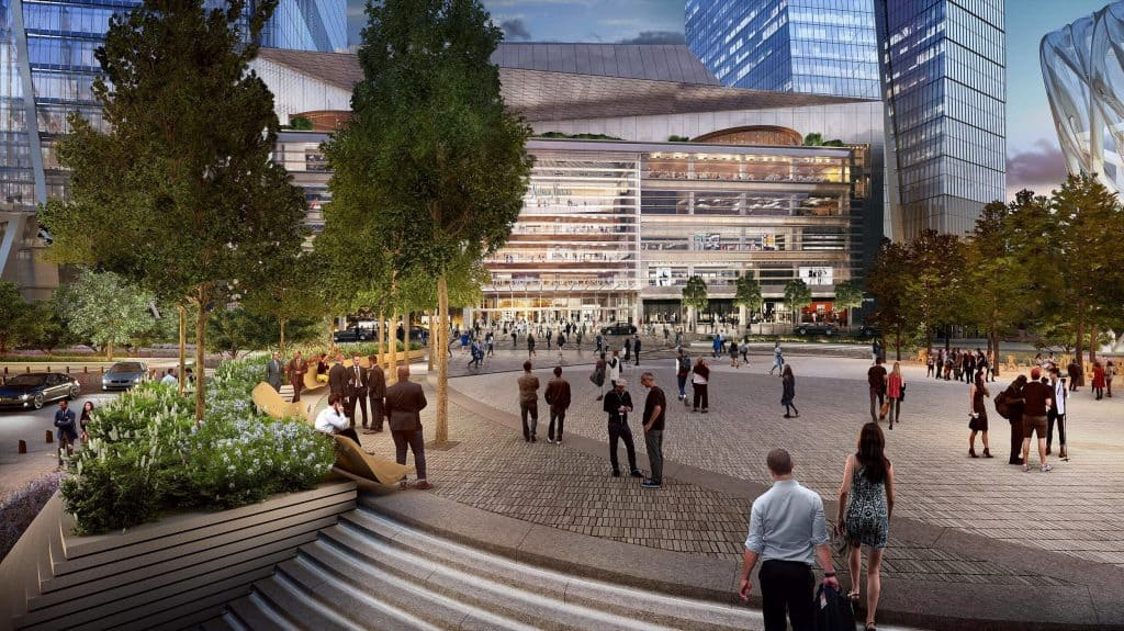 Hudson Yards Announces More Retailers Restaurants