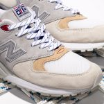 BOSTON RETAILER CONCEPTS PARTNERS WITH NEW BALANCE