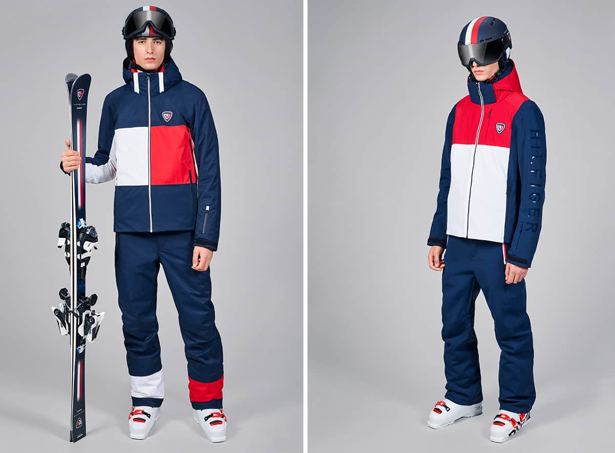 TOMMY HILFIGER LAUNCHES SKI CAPSULE WITH ROSSIGNOL