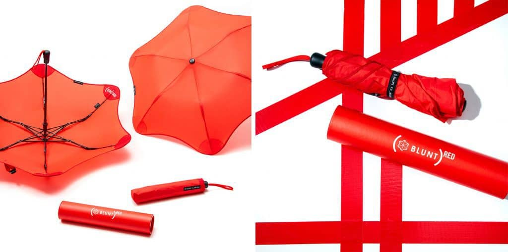 blunt umbrellas (RED)