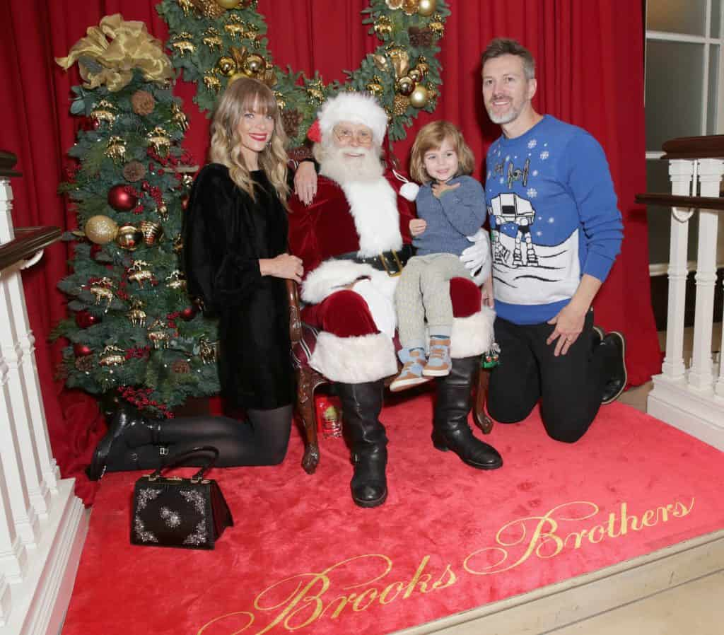 BROOKS BROTHERS HOSTS HOLIDAY PARTY TO BENEFIT ST. JUDE CHILDREN\'S ...