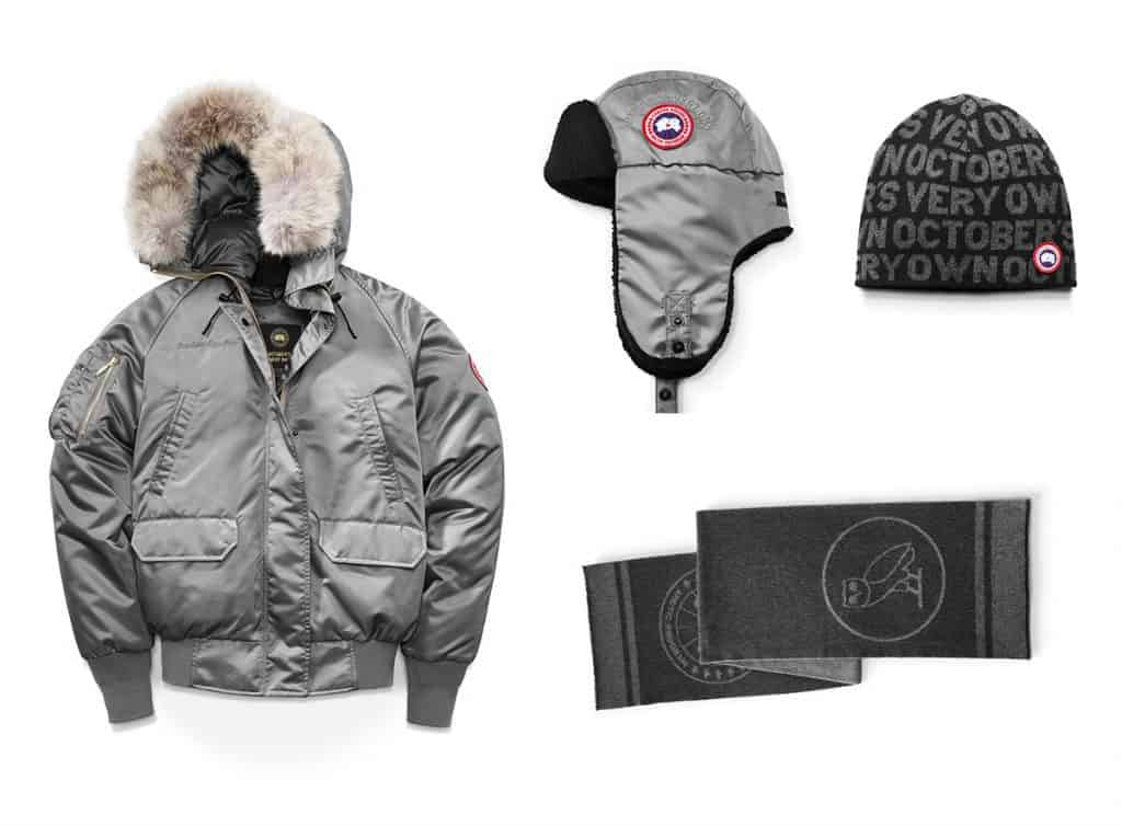 841a1862a6ece CANADA GOOSE TO RELEASE NEW COLLECTION WITH DRAKE S LABEL OCTOBER S ...