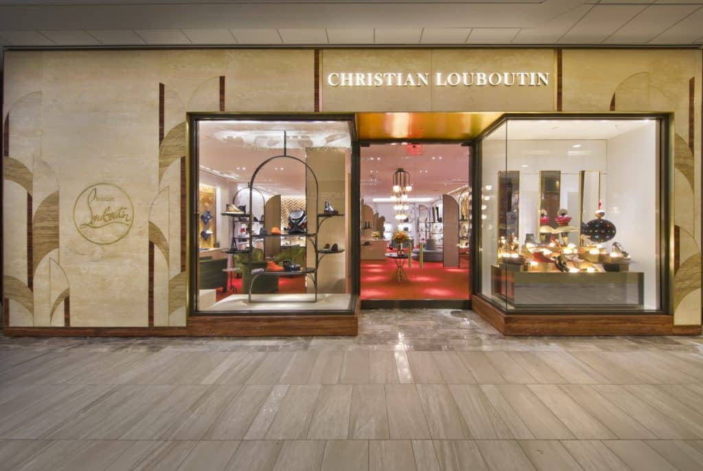 christian louboutin outlet stores