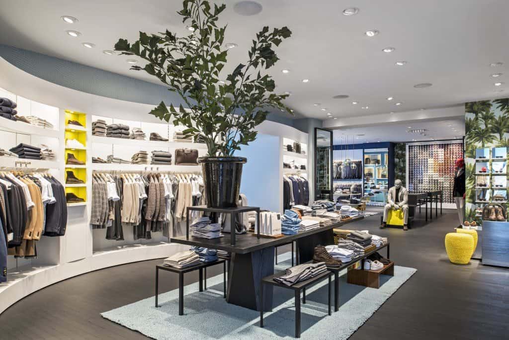 Suitsupply Fashion Island