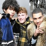 ASTRID ANDERSEN EXPLORES LIFE IN '80S LONDON FOR FALL