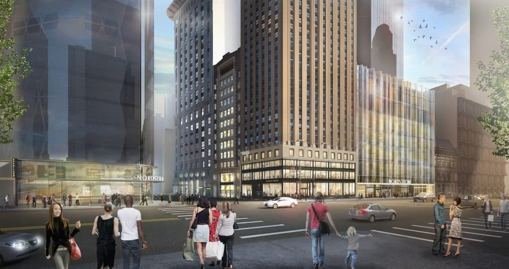 Nordstrom Begins Hiring For First Nyc Men S Store