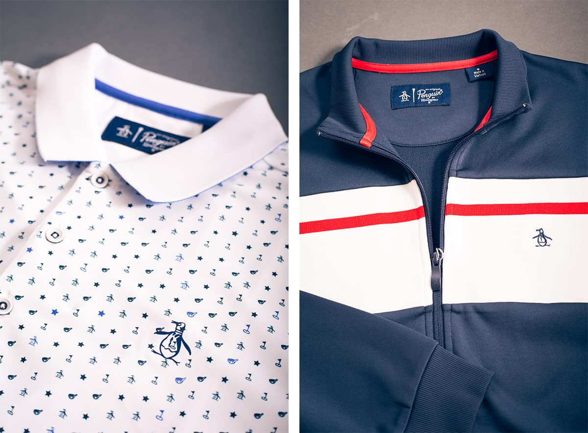 ORIGINAL PENGUIN TO RELAUNCH GOLF LINE ff997316425