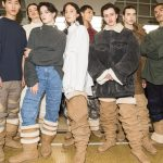 Y/PROJECT PREVIEWS NEW UGG COLLABORATION AT PARIS SHOW