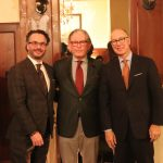 OXXFORD CLOTHES HOSTS RECEPTION IN CHICAGO