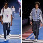 """TOMMY HILFIGER GOES RACING FOR HIS SPRING """"SEE NOW, BUY NOW"""" SHOW IN MILAN"""