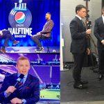 BRUNO MAGLI SPONSORS NBC SPORTSCASTERS DURING SUPER BOWL