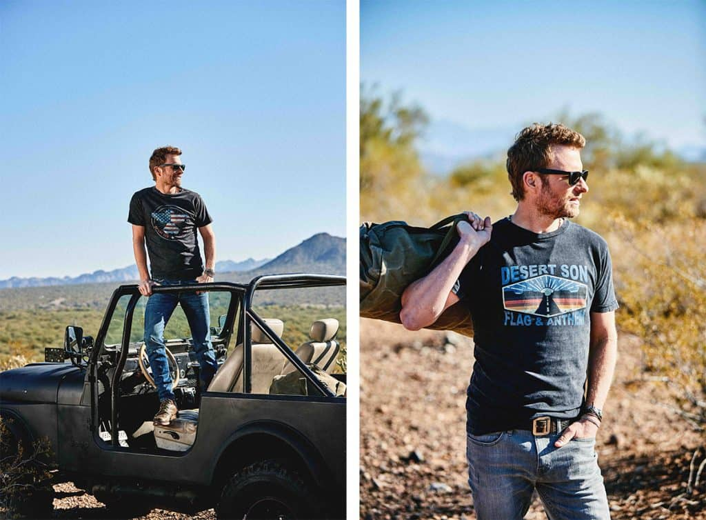 Desert Son by Flag & Anthem and Dierks Bentley - Low Resolution