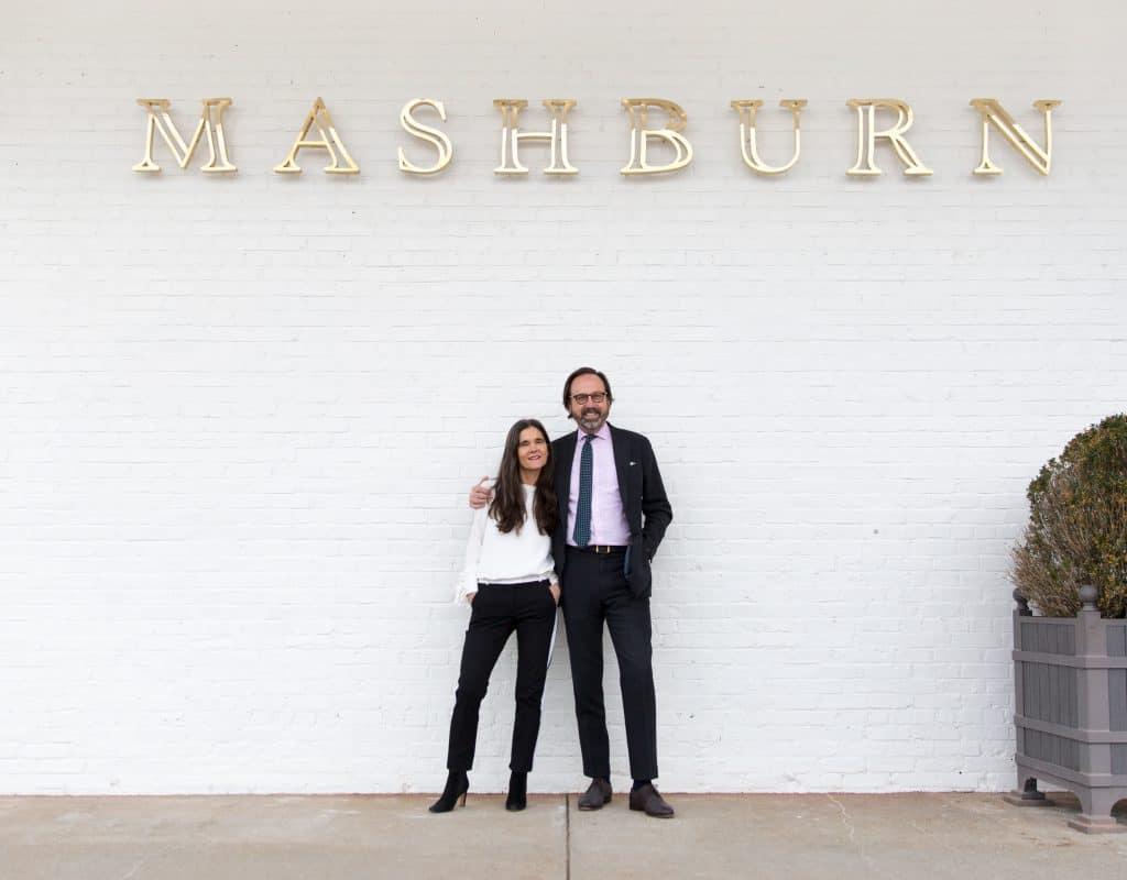 Sid and Ann Mashburn