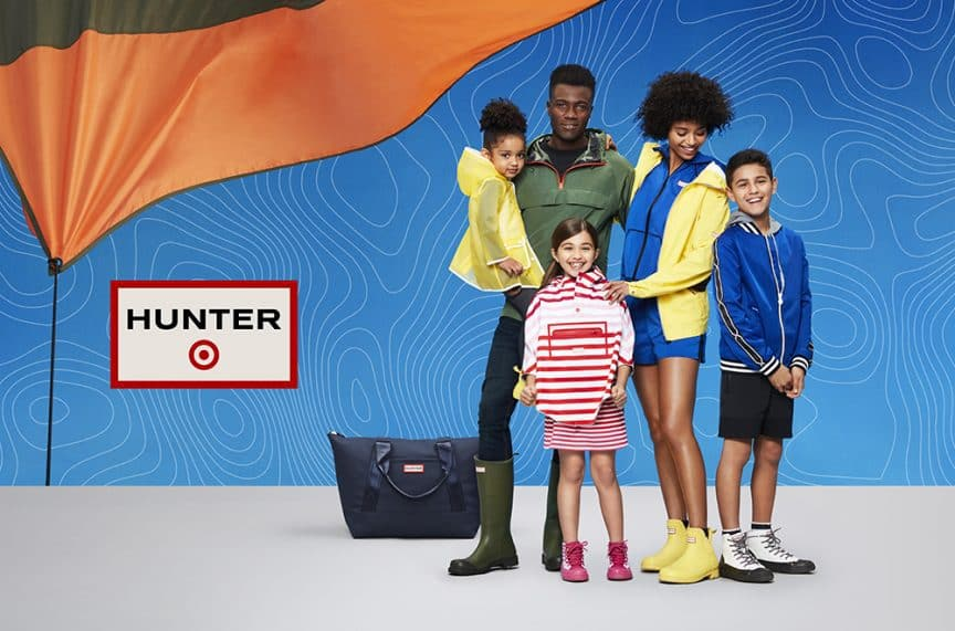 Target x Hunter