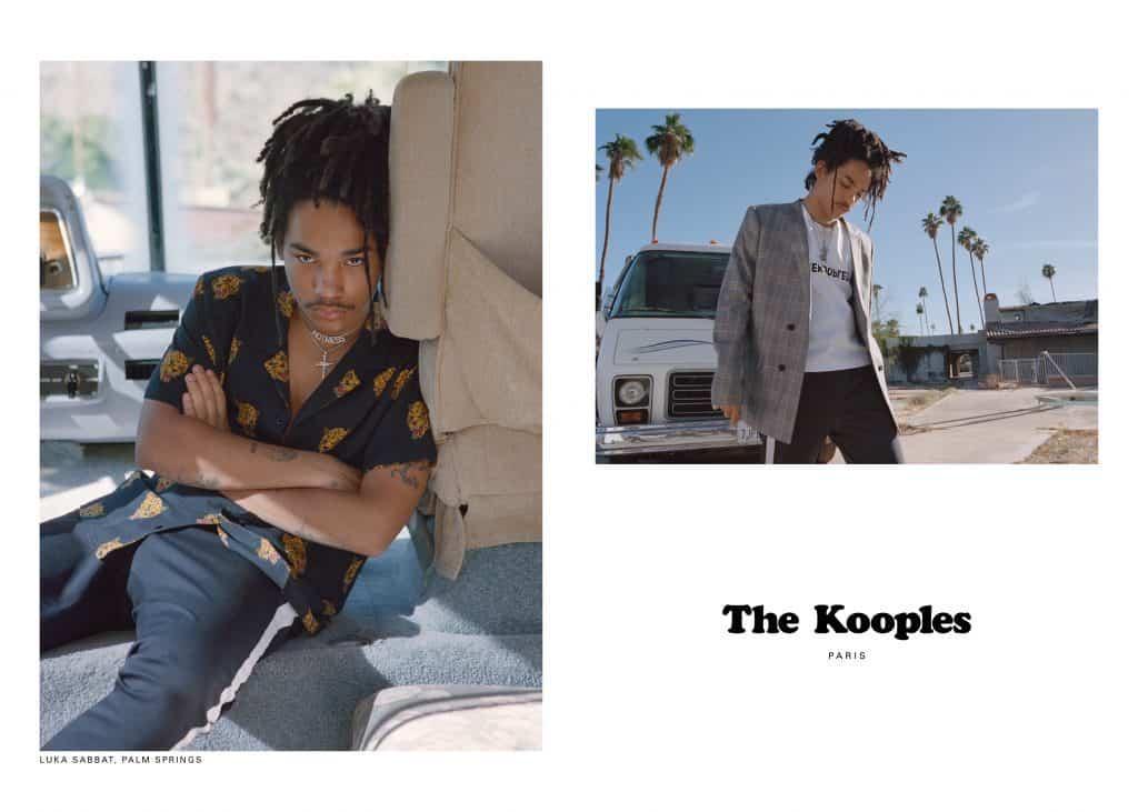The Kooples x Luka Sabbat