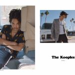 THE KOOPLES TAPS LUKA SABBAT TO FRONT MEN'S SPRING CAMPAIGN