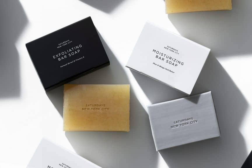 Saturdays NYC Soap