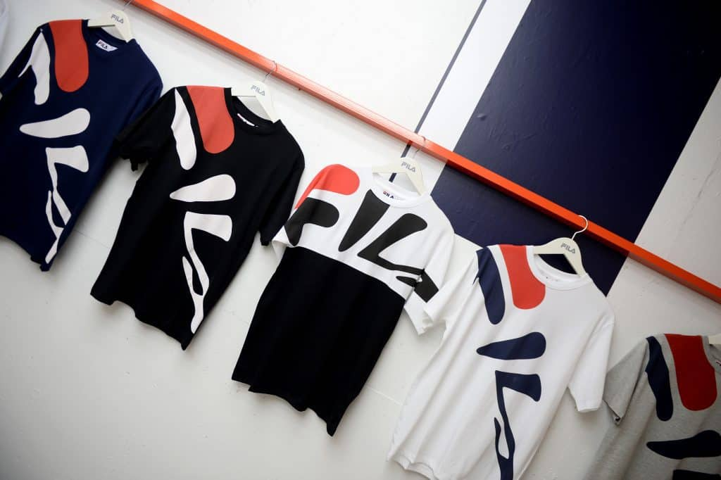 Fila Mindblower pop-up