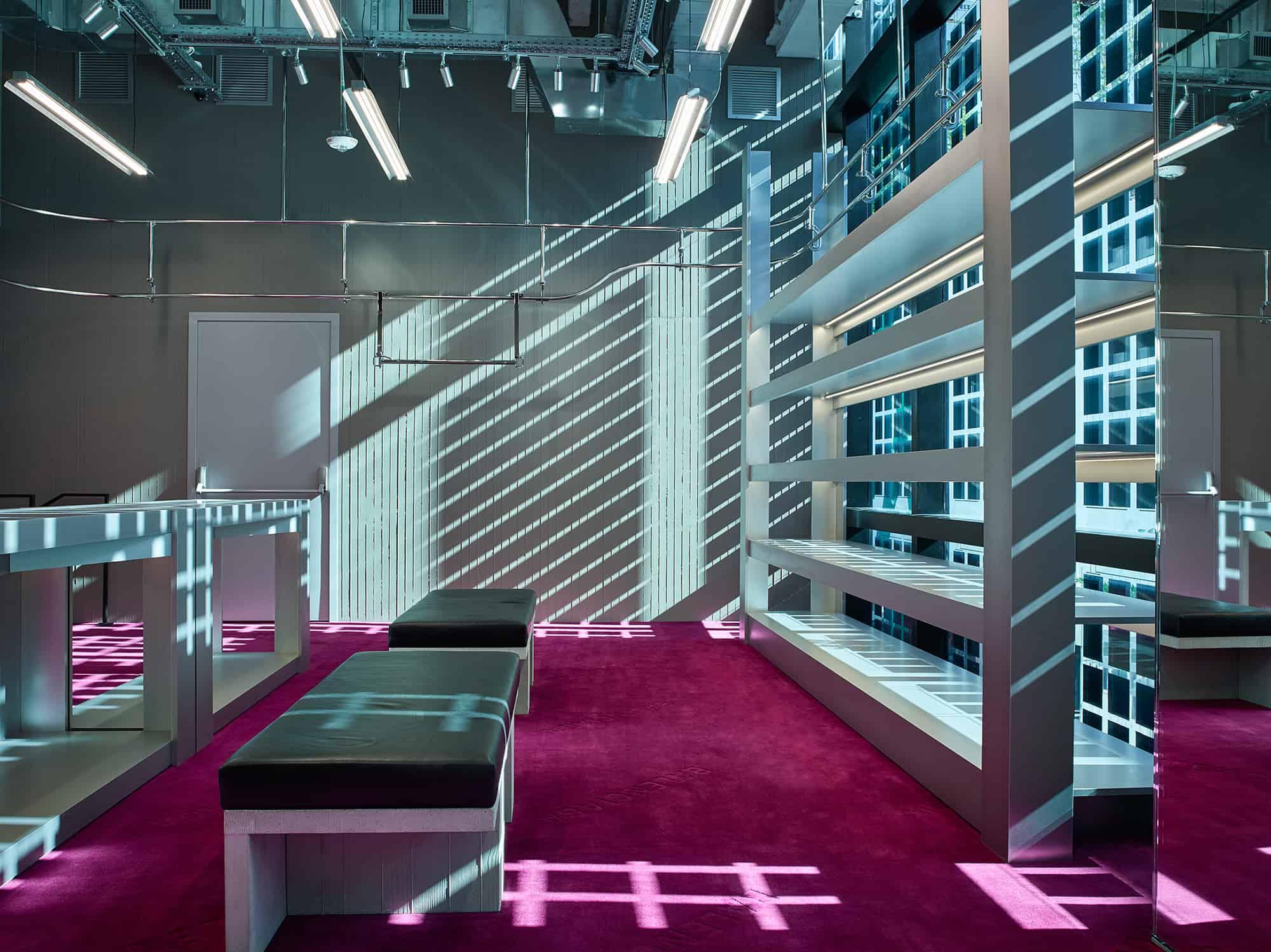 Balenciaga Opens Store In Miami S Design District