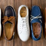HASPEL TOASTS NEW SHOE COLLECTION WITH G.H. BASS