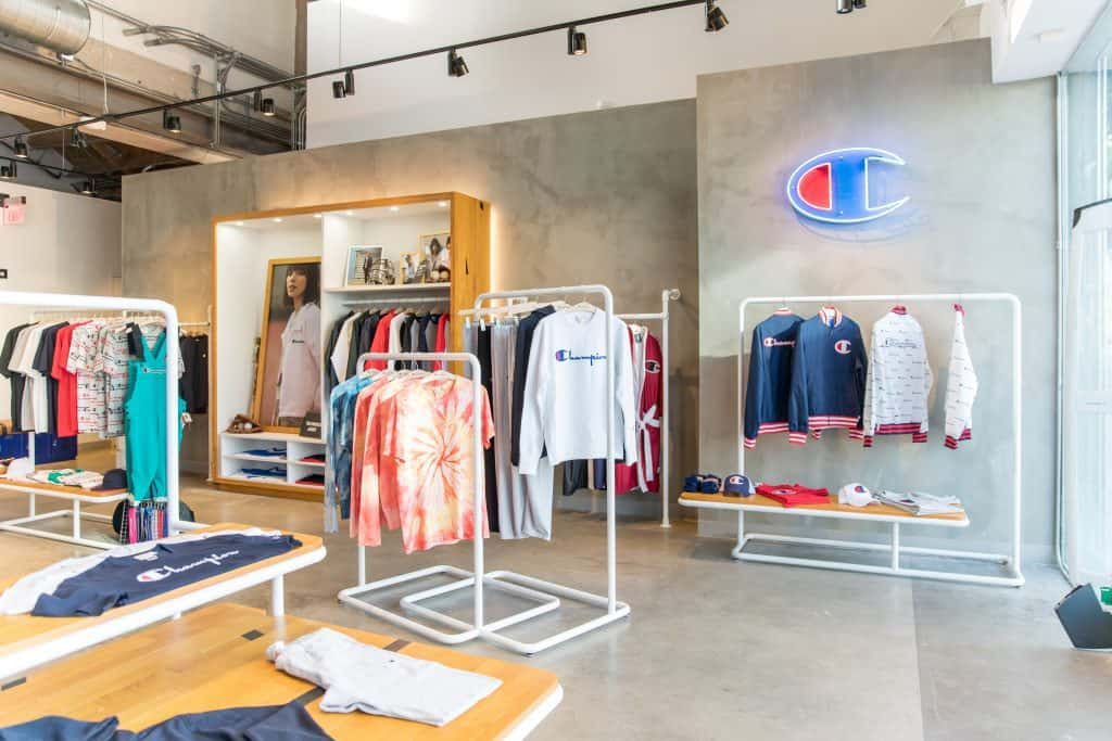 9fa14cacfc CHAMPION OPENS ITS FIRST-EVER U.S. STORE IN LOS ANGELES