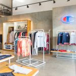 CHAMPION CONTINUES RETAIL EXPANSION WITH OPENING OF BOSTON STORE