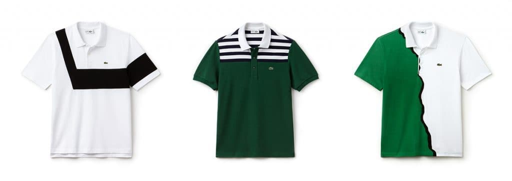 c513e61a4788 LACOSTE TO RELASE 85TH ANNIVERSARY CAPSULE COLLECTION