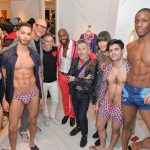 SCHMOOZING: MR TURK CELEBRATES NEW SWIMWEAR CAPSULE WITH JONATHAN ADLER