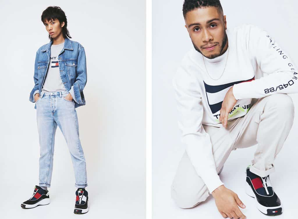417aebbe TOMMY HILFIGER RELEASES ITS SPRING TOMMY JEANS CAPSULE COLLECTION