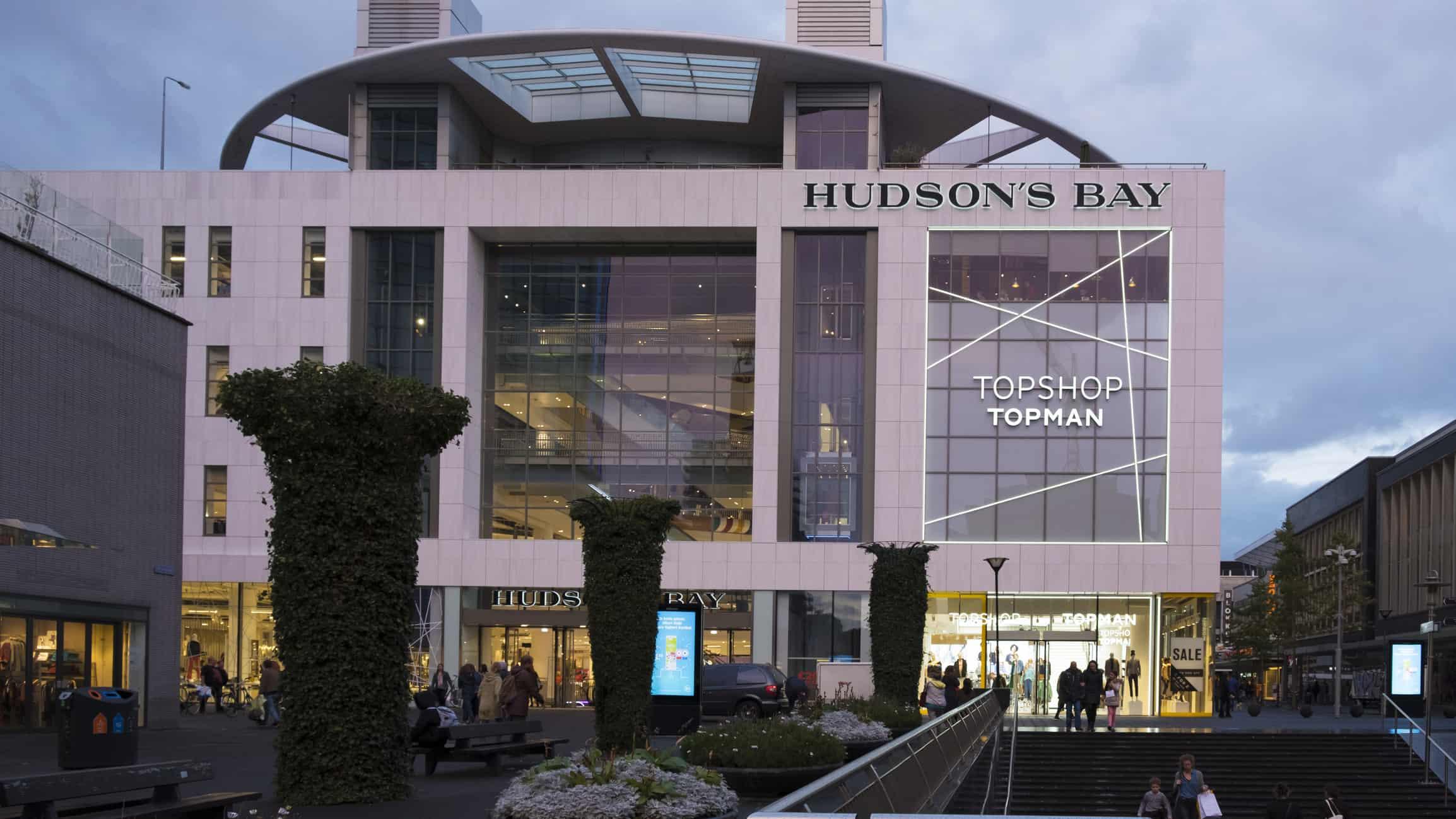 Hudson's Bay HBC