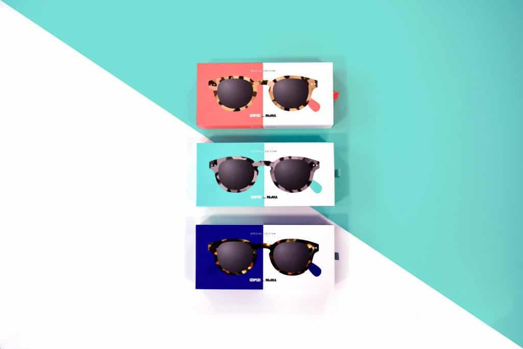 7f3ffb7a96 IZIPIZI TO RELEASE NEW SUNGLASS COLLECTION WITH MOMA - MR Magazine